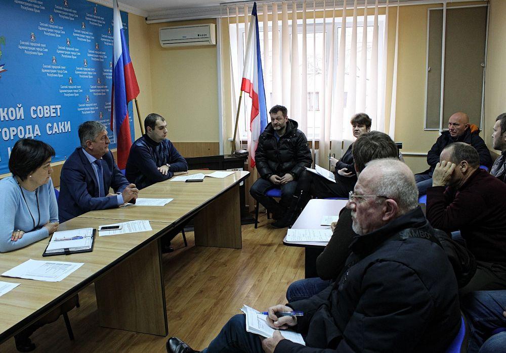 Состоялось еженедельное заседание штаба по реализации мероприятий ФЦП