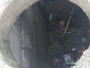 Мужчина провалился в люк теплотрассы в Феодосии