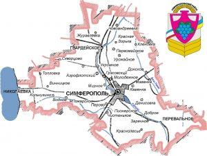 Симферополь не будет делить землю с районной администрацией
