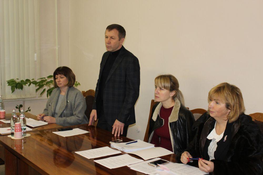 Геннадий Нараев провел совещание с руководителями подведомственных учреждений Минприроды Крыма