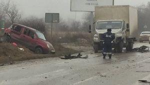 Керченскую трассу перекрыли четыре, а не три авто