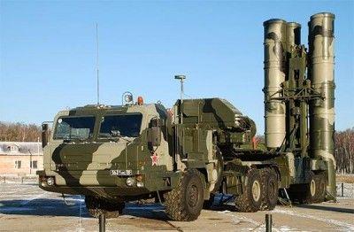 С-400 в Крыму вышли на учения