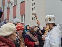 Сотрудники МЧС Крыма приняли участия в Чине Великого освящения воды