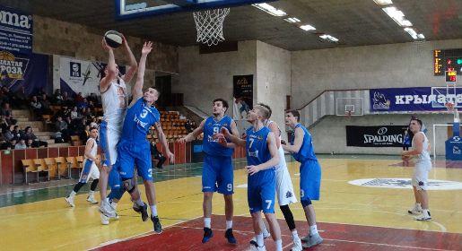 Команда КФУ по баскетболу обменялась победами с гостями из Белгорода в Студенческой лиге ВТБ