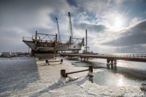 Ученые составили карту возможных землетрясений в районе Крымского моста