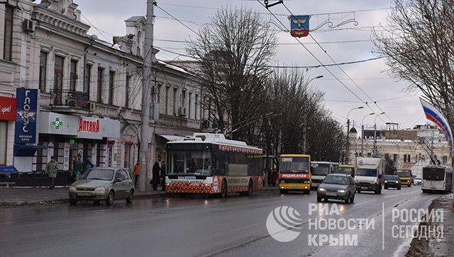 """Подрядчики по проекту """"провалили"""" модель маршрутной сети для Симферополя – Лукашев"""