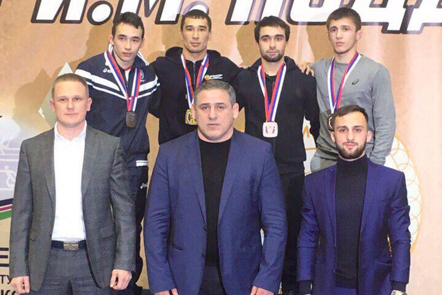 Крымские борцы завоевали «золото» и «серебро» на международном Гран-при