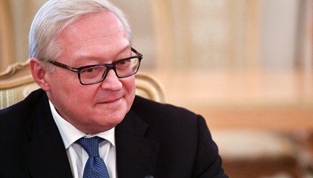 Рябков: РФ работает над ответом на вероятные новые санкции США