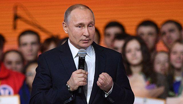 Путин спрогнозировал развитие ситуации вокруг Крыма