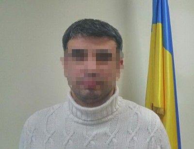 Экс-замминистра спорта оккупированного Крыма арестовали намесяц