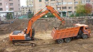 Самосвал оставил двадцать крымских сел без света