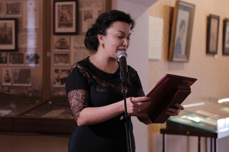 Вклад Аллы Ханило в музейное и литературное дело неоценим – министр культуры Крыма