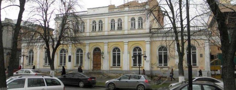 В симферопольском здании Дворянского собрания вскоре откроется новый концертный зал