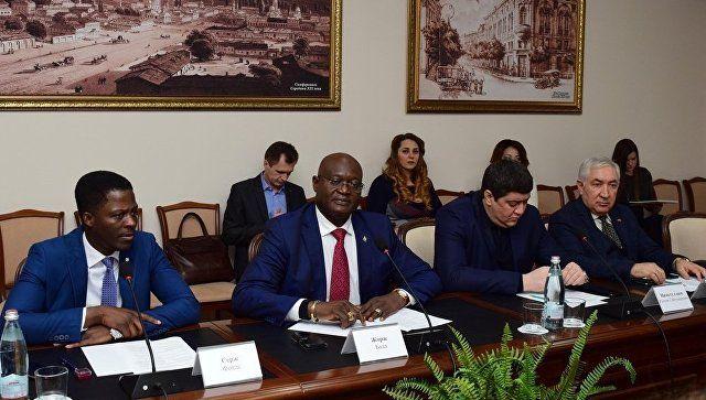 Делегация изБенина посетила Крым