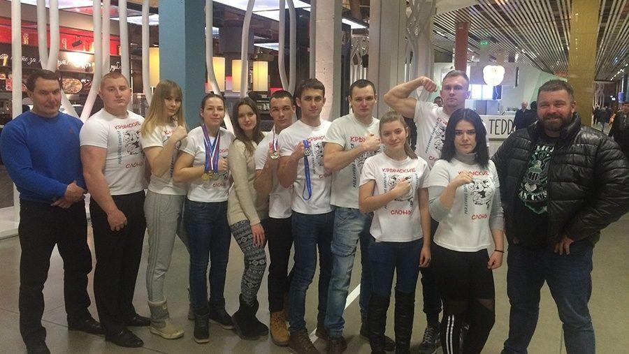 Сборная Крыма завоевала шесть медалей в первенстве России по армспорту среди юниоров