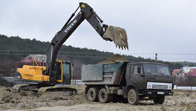 В Крыму поймали 36 украинских нелегалов на строительстве объекта ФЦП