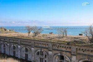 Возле моста в Крым откопали миллион артефактов
