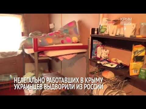 Нелегальных мигрантов из Украины нашли пограничники на стройке объекта ФЦП в Крыму