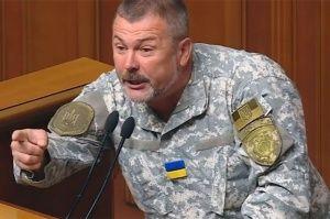 В Киеве снова заговорили о нападении на Крым