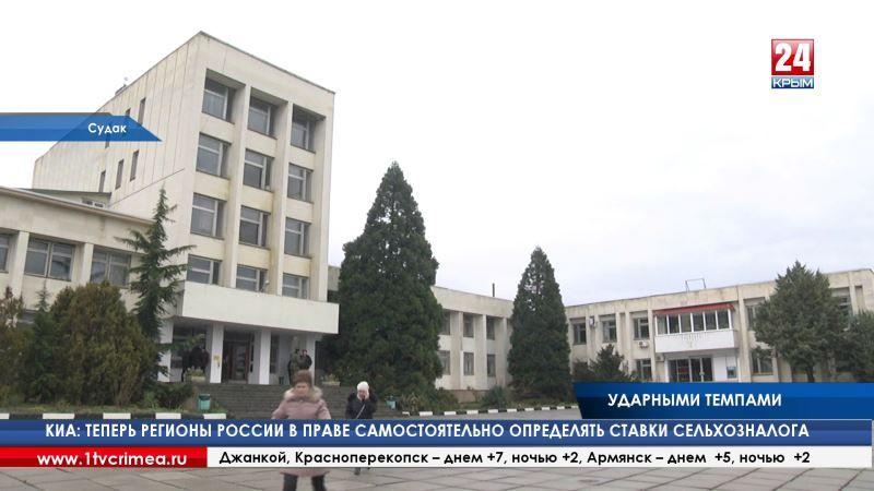 В. Константинов: «Судакский регион – один из наиболее развивающихся после 2014 года»