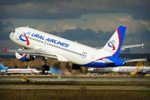 «Уральские авиалинии» распродают билеты в Крым