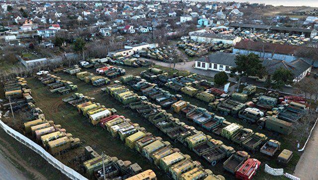 ВГосдуме заявили, что Крым— невоенная мастерская для Украины
