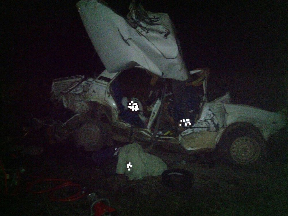 Появились новые подробности, а также фото и видео смертельного ДТП на Керченской трассе