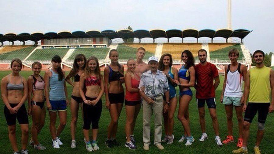В Керчи впервые пройдет легкоатлетический пробег памяти Александра Чумака