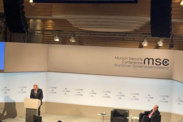 Лавров: «Россия заинтересована в разрешении внутриукраинского кризиса»