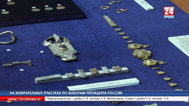 Прикоснуться к истории. Увидеть артефакты, которые хранились сотни лет в средневековом городе-крепости Мангуп-Кале, можно в Центральном музее Тавриды