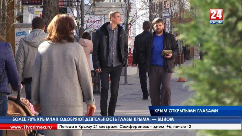 Г. Мурадов: «Крымская тема занимает высокое место на информационном пьедестале в мире»