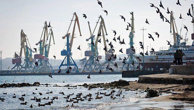 Крым планирует наладить торговые связи с портами Ирана и Сирии