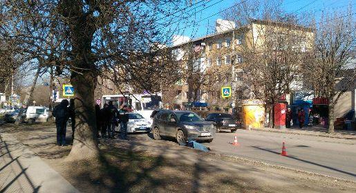 Стали известны подробности гибели пешехода в Симферополе