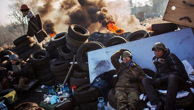 """""""На крови и лжи"""". Как рождалась новая украинская власть"""