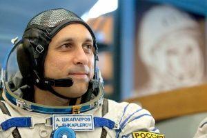 Космонавт из Севастополя увидел НЛО?