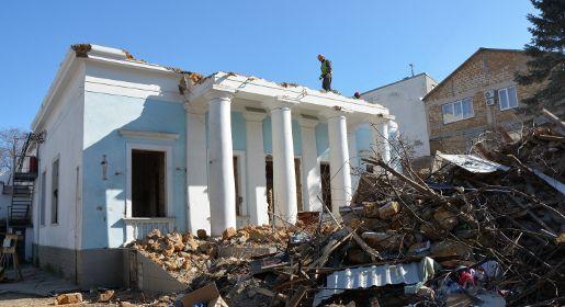Новое здание театра кукол в Симферополе будет построено к сентябрю этого года