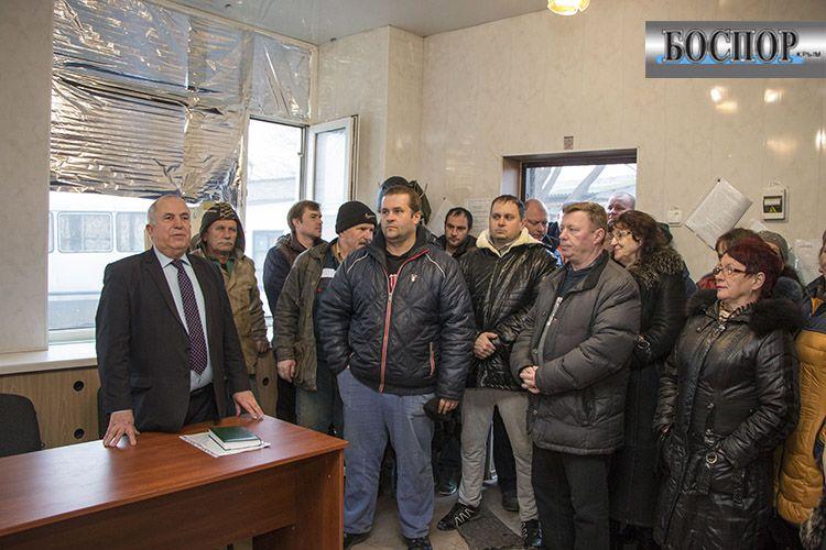 Керчане — активные избиратели