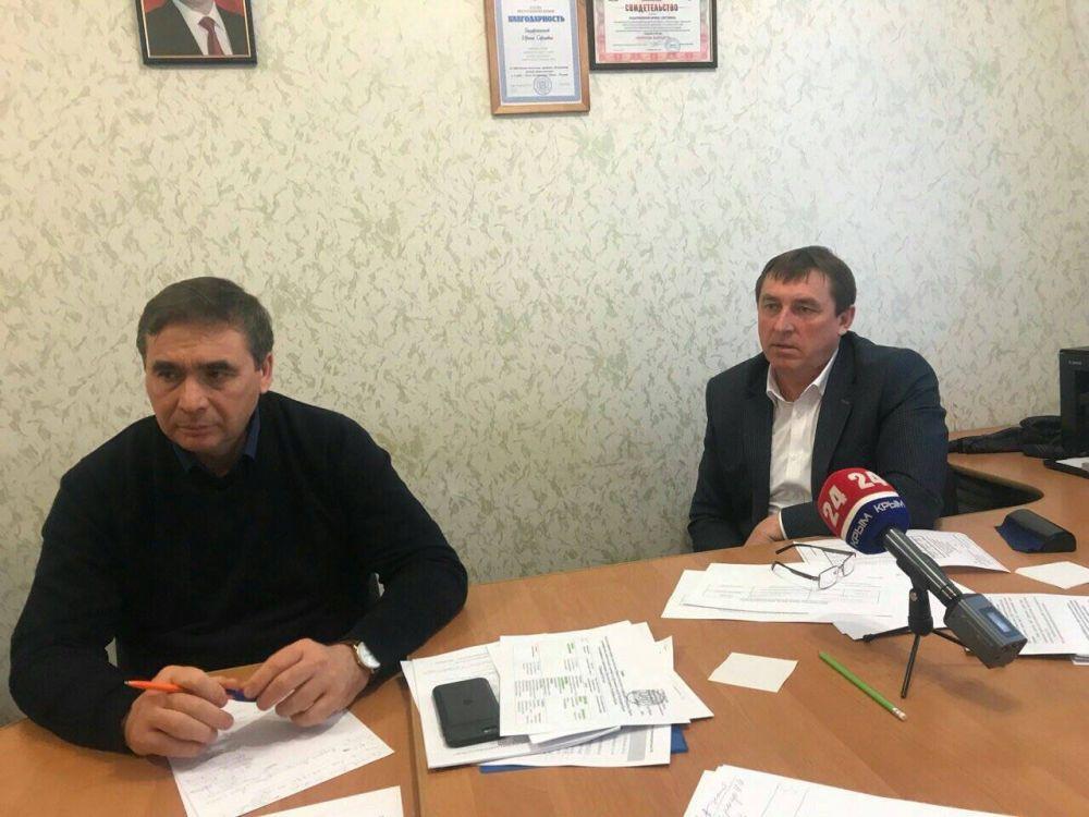 Вице-премьеры Крыма провели личные приемы граждан в населенных пунктах Советского района