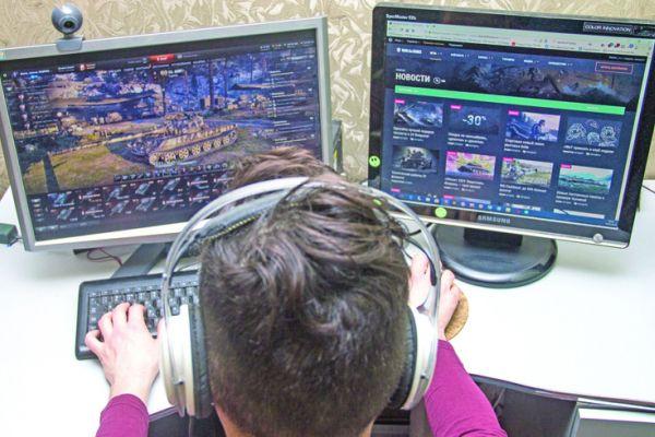 Готовы ли крымские любители виртуальных «танчиков» защитить Родину в реальности