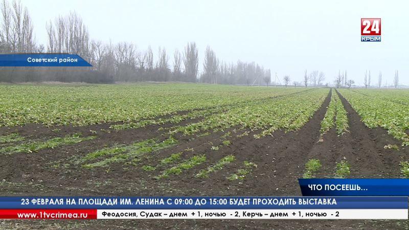 Плодородная столица. Юрий Гоцанюк ознакомился с проблемами аграриев Советского района