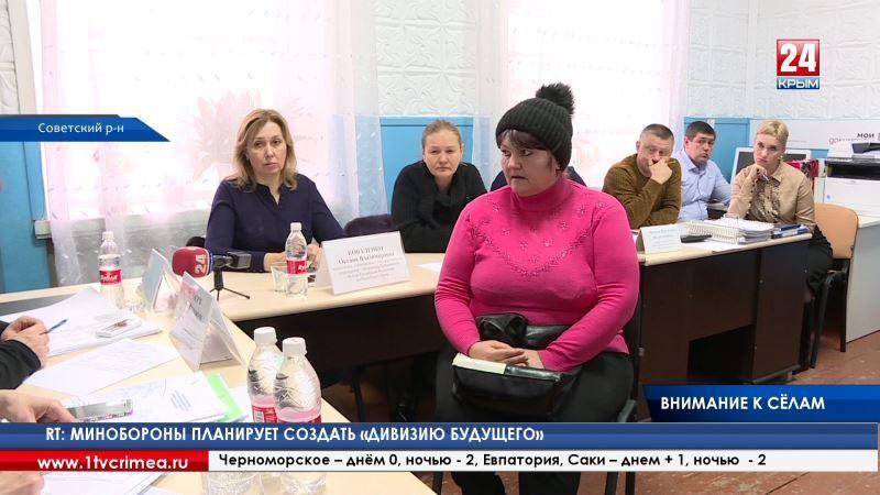 Итоги правительственного десанта: больше двухсот человек обратилось за помощью в день приёма граждан в Советском районе