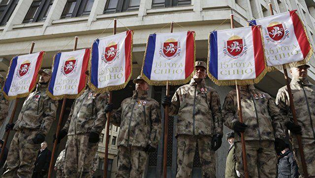 Аксёнов поведал, кто отстоял крым в 2014