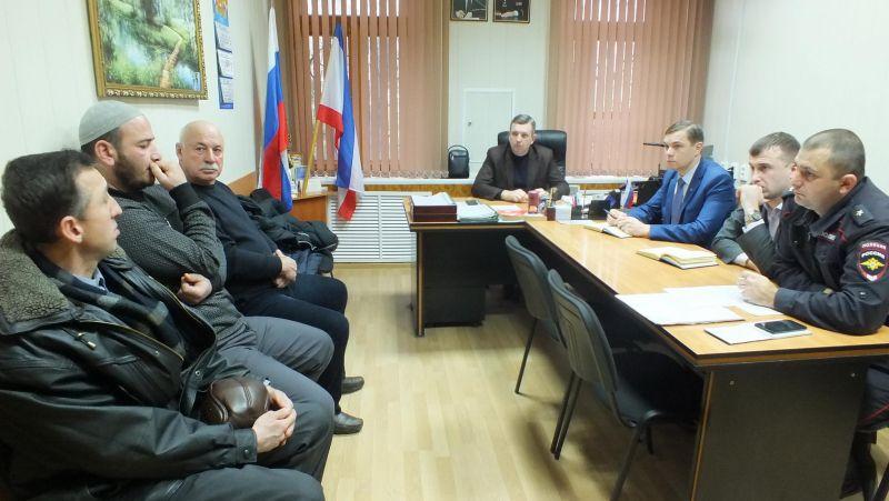 Сотрудники крымской полиции готовы обеспечить безопасность и правопорядок в преддверии и в ходе выборов Президента РФ