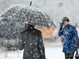Завтра на Крым обрушатся сильный ветер и метель
