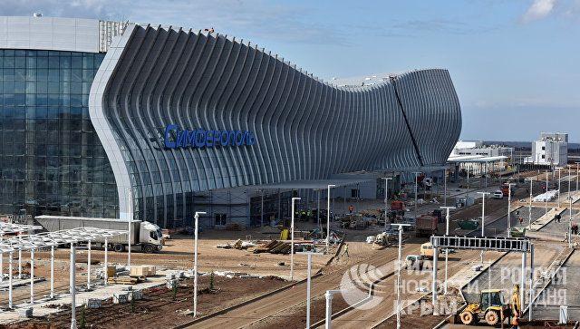 В новом терминале аэропорта Симферополь мусульмане смогут совершить намаз