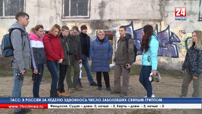 Сверхсекретный бункер: экстремальную экскурсию провели для всех желающих крымские волонтёры в Балаклаве
