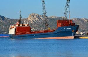 Задержанное за посещение Крыма судно отдадут ВМС Украины