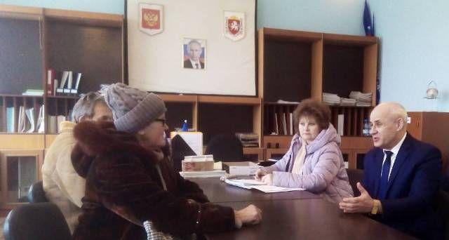 Выездное совещание в Акимовском сельском поселении