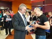В Ялте прошёл II городской турнир по жиму штанги лёжа среди спортсменов-любителей