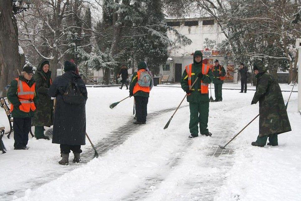 Вгосударстве Украина предполагается потепление имокрый снег— Весенняя погода